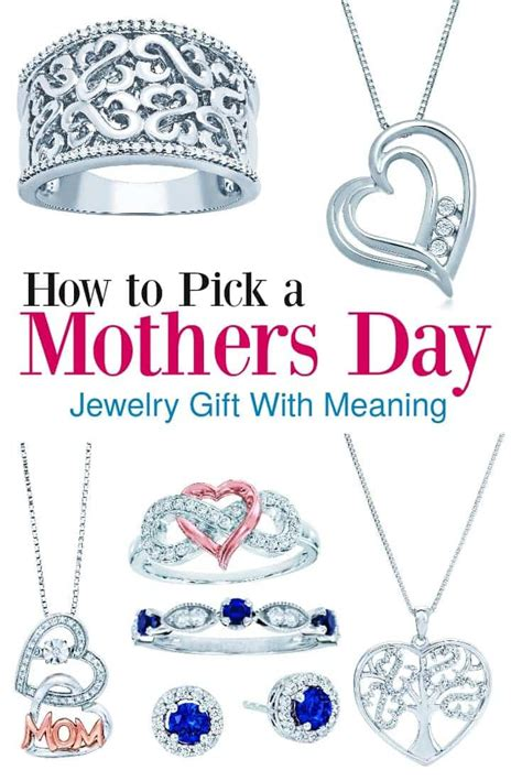 pick   mothers day jewelry gift  meaning