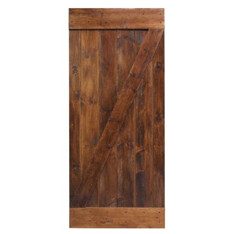 36 x 84 interior door calhome 36 in x 84 in coffee knotty pine sliding