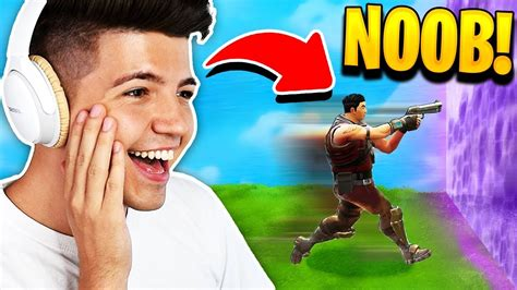 worlds dumbest fortnite player youtube