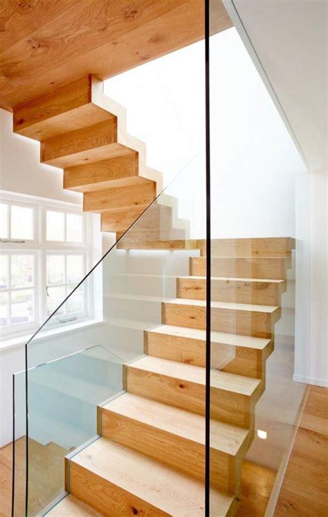 designs d escalier suspendu le look du loft moderne archzine fr
