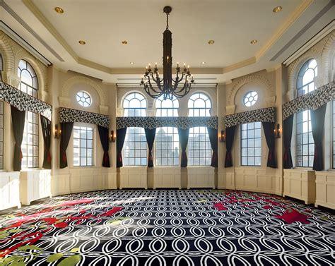 elegant art deco design   allerton hotel chicago