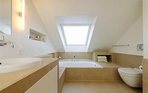 Badezimmer Umbau Ideen : badezimmer umbau dachschr ge dachfenster fliesen ~ Indierocktalk.com Haus und Dekorationen