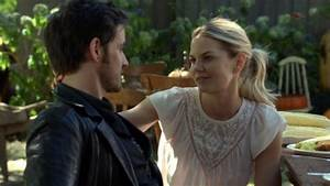 Hook and Emma finally move forward on Once Upon a Time ...