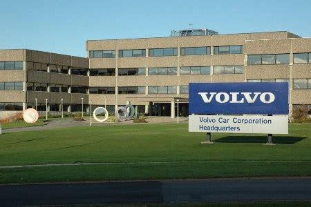 volvo corporate office headquarters corporate office