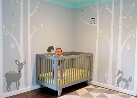 Minimalist Nursery Bedroom Furniture Design Ideas #5606