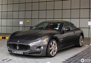 Maserati Granturismo S : maserati granturismo s 9 february 2017 autogespot ~ Medecine-chirurgie-esthetiques.com Avis de Voitures