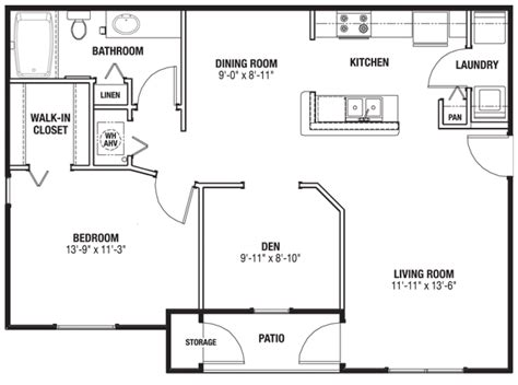 Apartments In Alachua Florida With One Bedroom At One 51 Place