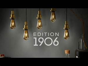 Osram Edition 1906 : retro filament led lampen edition 1906 von osram youtube ~ Eleganceandgraceweddings.com Haus und Dekorationen