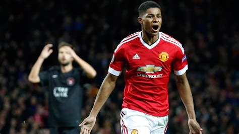 Who is Marcus Rashford? Meet Manchester United's young ...