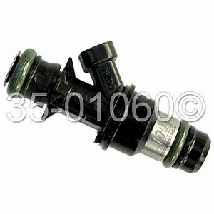 2001 Chevrolet Cavalier Fuel Injector Set 2 2l Engine