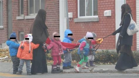 parents support niqab wearing daycare teachers ctv