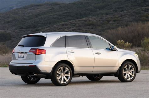 2010 Acura Mdx Review by Review 2010 Acura Mdx Autoblog