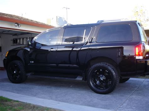 custom lifted nissan armada the gallery for gt nissan pathfinder 2005 lifted