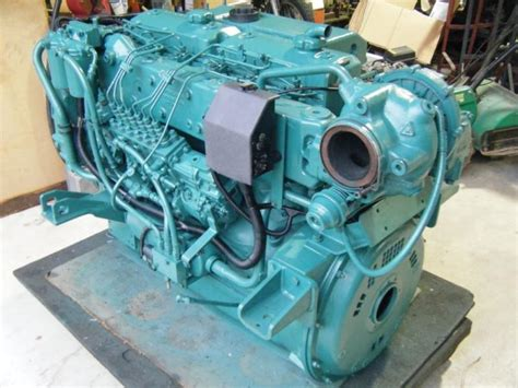 purchase volvo pentatamd 73edc 420 hp 2600 rpm marine diesel engine motorcycle in pompano