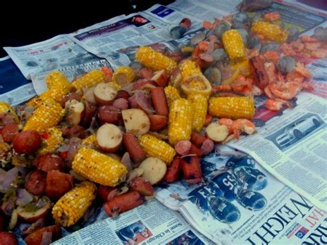 French Country Kitchen Decorating Ideas - midwestern style lowcountry boil kudos kitchen by renée