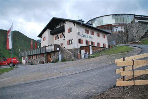 Foto Blick Auf Das Kölner Haus  Österreich, Serfaus