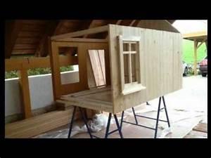 Hundehütten Selber Bauen : wir bauen uns eine hundeh tte youtube ~ Eleganceandgraceweddings.com Haus und Dekorationen