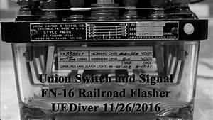 1080p  Railroad Grade Crossing Union Switch And Signal Fn