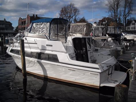Boat Brokers Toms River Nj by 1987 Carver Mariner 3297 Power Boat For Sale Www