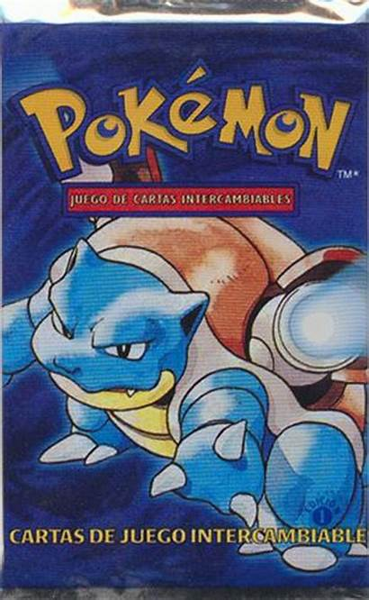 Pokemon Base Edition Booster Pack 1st Spanish