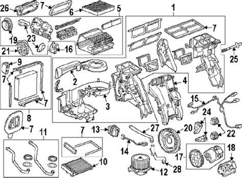 2011 Chevrolet Cruze Parts  Gm Parts Department Buy