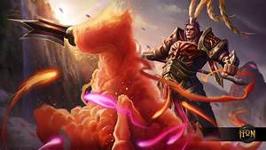 Lu Bu Heroes of Newerth Lore