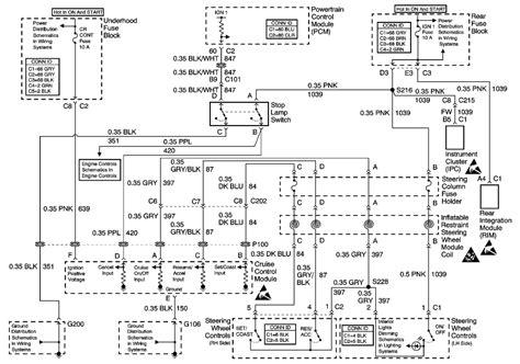 Buick Century Wiring Diagram