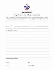 eagle scout recommendation letter template 2014freerun5com With letter of recommendation for eagle scout template