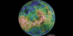 Solar System Exploration: Planets: Venus: Overview