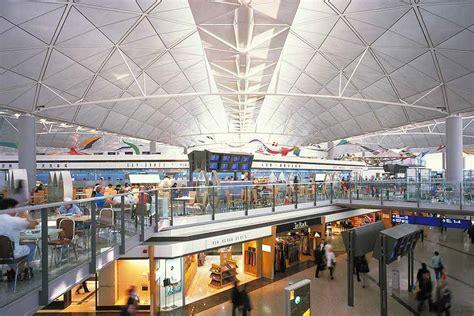 hong kong international airport core programme bechtel