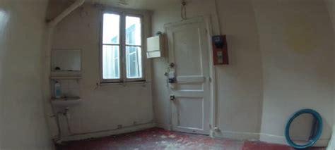 louer une chambre de bonne une chambre de bonne de 8m réaménagée en espace de vie