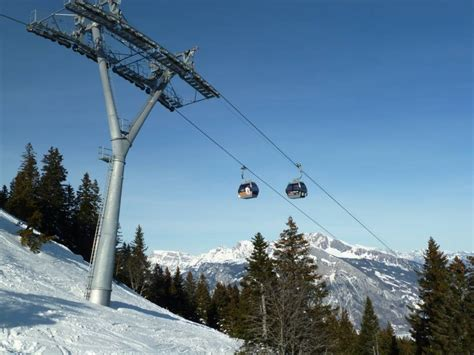 Cable Cars Pizol