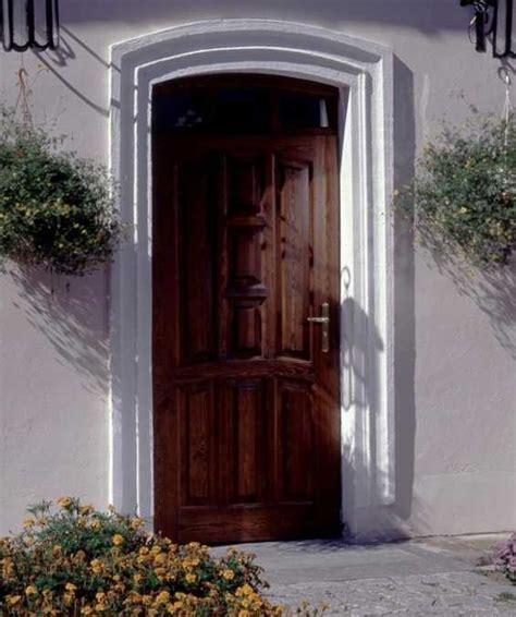 exterior wood door decorating  paint  personalize