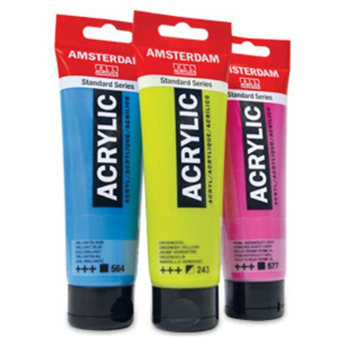 amsterdam standard acrylic paint 120ml