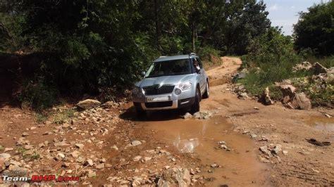 skoda yeti off road skoda yeti initial ownership review page 5 team bhp