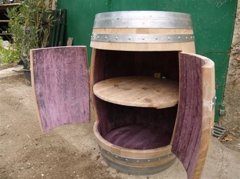 tonneau de vin decoration 17 meilleures id 233 es 224 propos de jardin de tonneau de vin sur planteur de tonneau de