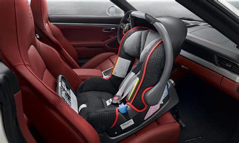 siege auto porsche porsche baby seat g0 sièges pour enfants tequipment