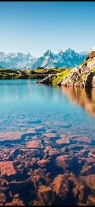 The, Mountainous, Lake, Of, Peace