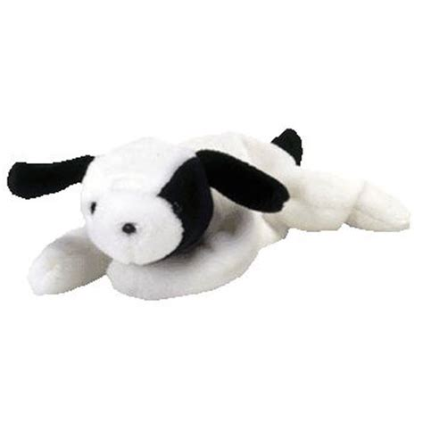 ty beanie baby spot  dog  gen hang tag