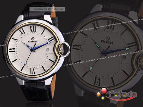 herren armbanduhren automatik goer mechanisch herren armbanduhren analog uhr automatik herrenuhr datumsanzeige