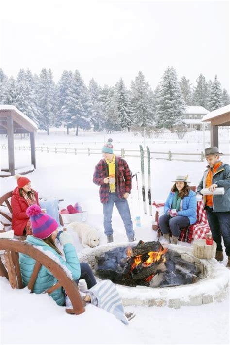 winter activities  families  kids
