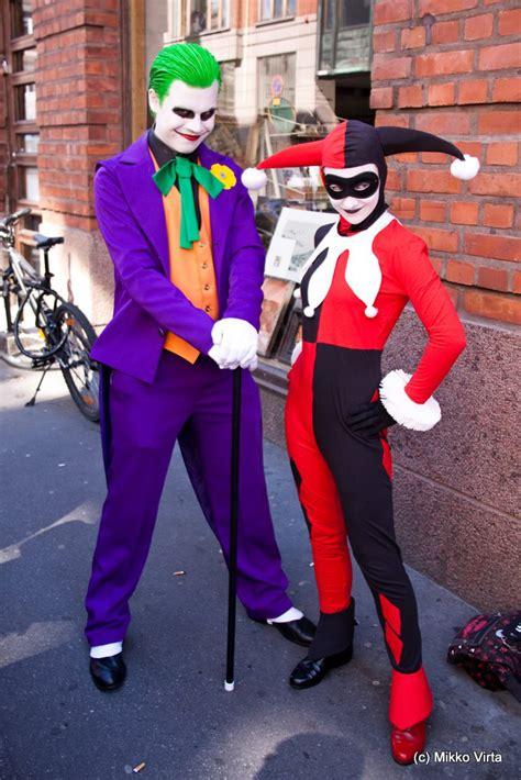 Joker And Harley Quinn Cosplay By Markus Mkiii On Deviantart