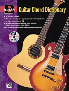 Basix Guitar Chord Dictionary Sheet Music