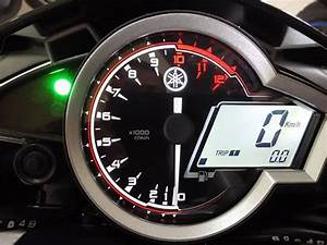 Speedometer New Vixion Advance