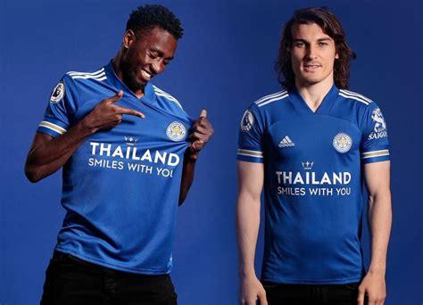 Leicester City 2020-21 Adidas Home Kit | 20/21 Kits ...