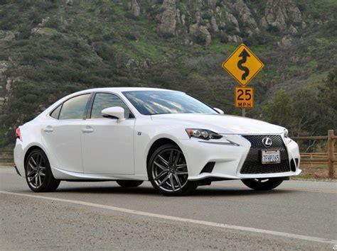 2015 Lexus Is350 F Sport Review by 2015 Lexus Is 350 F Sport Review Autobytel