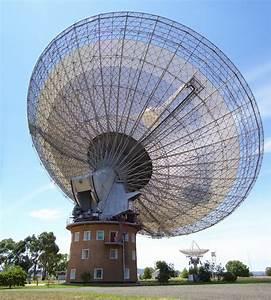 CSIRO 64 m Dish Parkes (Australië) - Spacepage