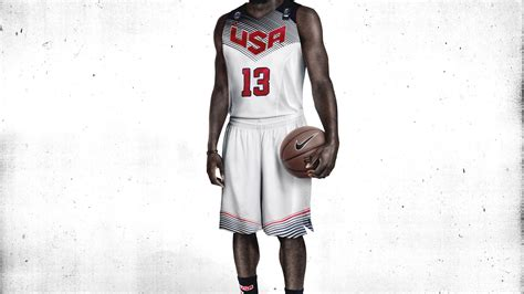 nike news nike basketball unveils usa basketball uniform