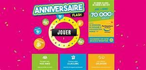 Leclerc Ouvert Le 1er Mai : jeu anniversaire flash ~ Dailycaller-alerts.com Idées de Décoration
