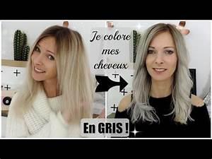 Coloration Cheveux Gris Perle : comment avoir les cheveux gris garnier perle d 39 argent ~ Nature-et-papiers.com Idées de Décoration